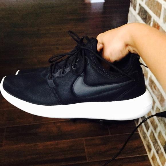 Nike Roshe Two Black- Women's